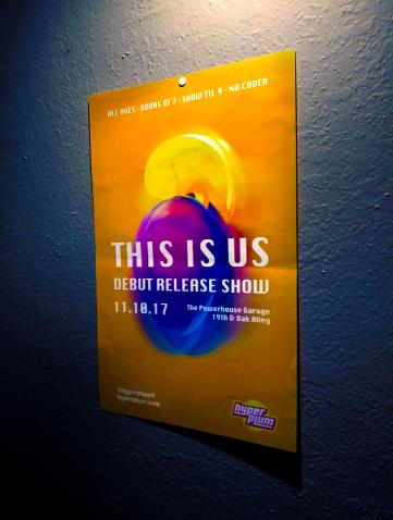 Hyperplum Posterr